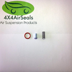Discovery 3/4 – Air Suspension Compressor Delivery Valve Seal Repair Kit