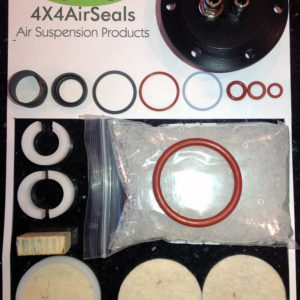 Air Suspension Repair Kit - Air Suspension Compressor Repair Kit - Land Rover Air Suspension Repair Products