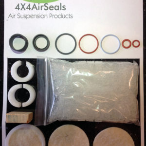 Discovery 3/4 – Air Suspension Compressor Air Dryer & Piston Seal Repair Kit