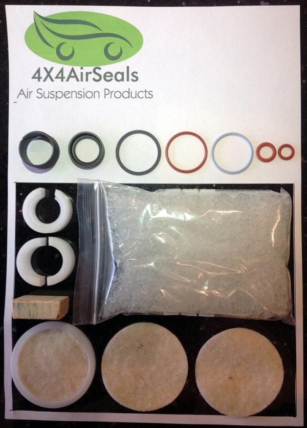 Discovery 3/4 – Air Suspension Compressor Air Dryer & Piston Seal Repair Kit