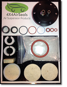 PS1 Land Rover Discovery Air suspension repair kit
