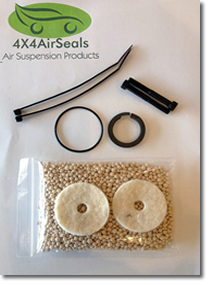 PS7 also available are Air suspension repair kit