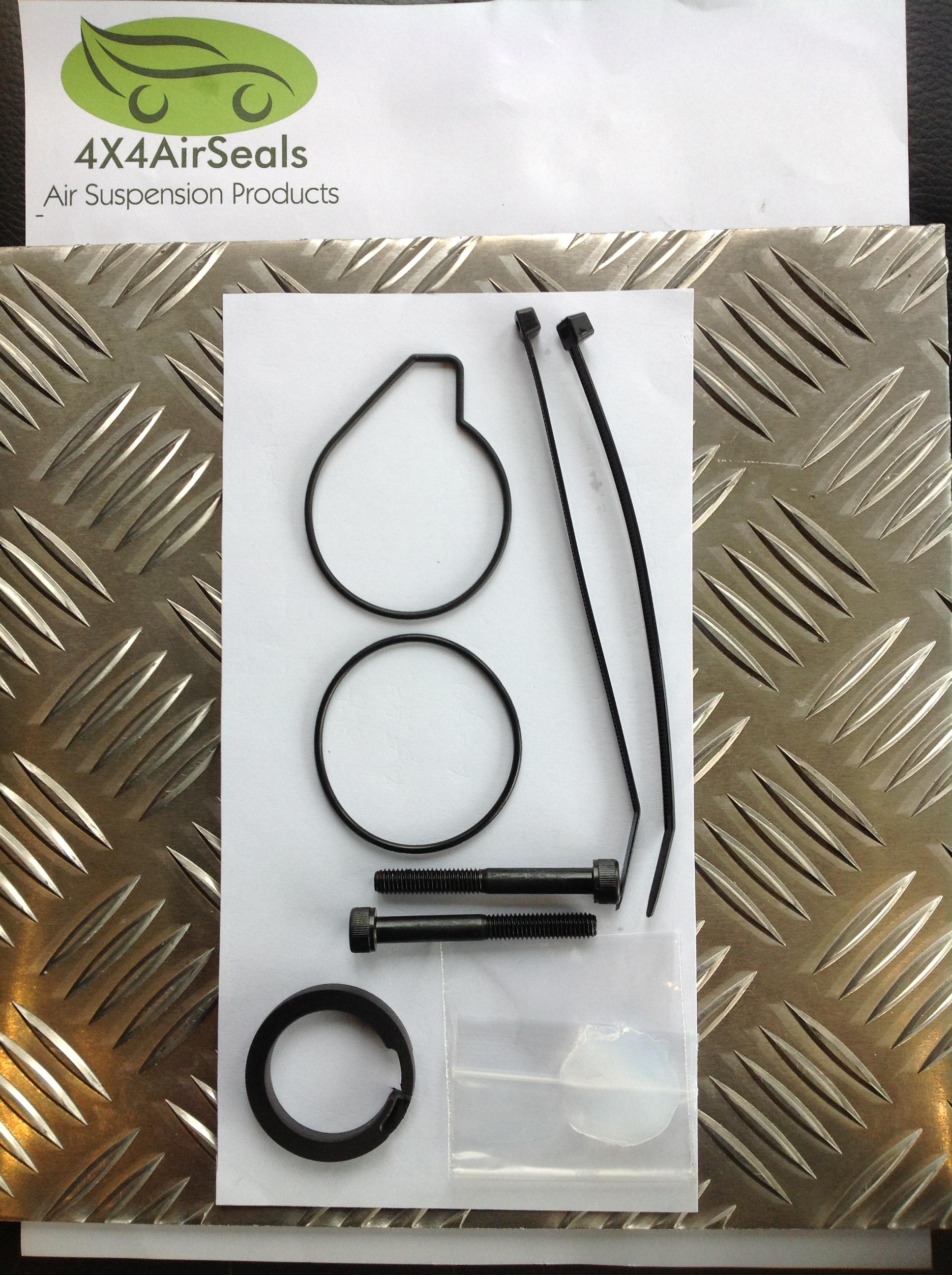 BMW X5 E53 5 Series E39 Air Compressor Suspension Pump /& Dryer Repair Kit